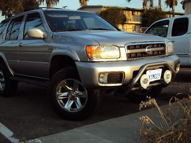 2004 Nissan Pathfinder...looks kinda like mine :-)