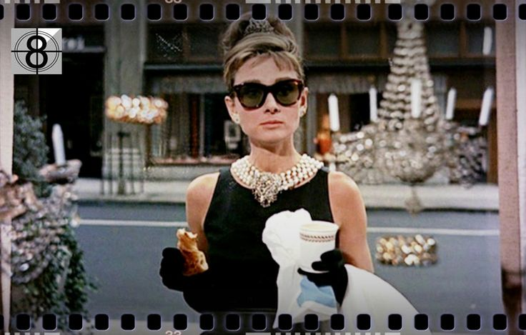 8. Raňajky u Tiffanyho / Breakfast at Tiffany's, 1961