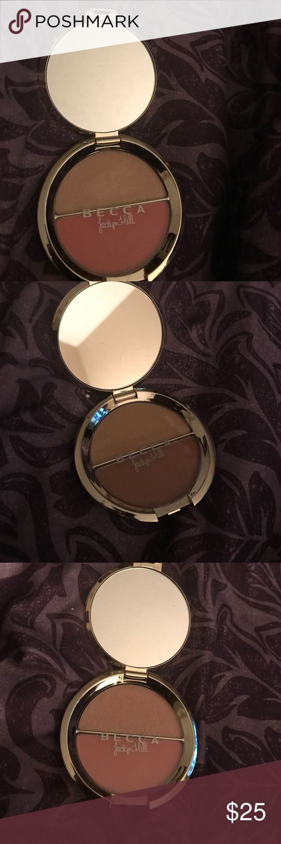 Becca Jaclyn Hill champagne splits Blush shimmering skin perfector mineral blush 2 shades available;                                  Prosecco Pop/Pamplemousse....          Prosecco Pop/Amaretto.....             PRICE FIRM & sorry i do not trade BECCA Makeup Blush