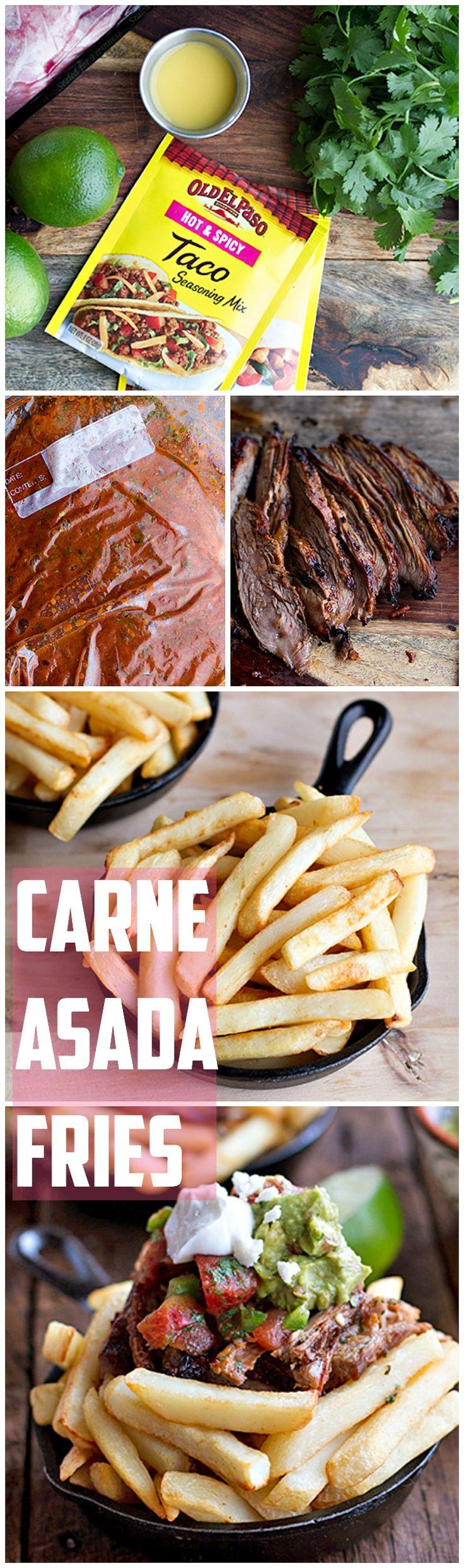 Carne Asada Fries