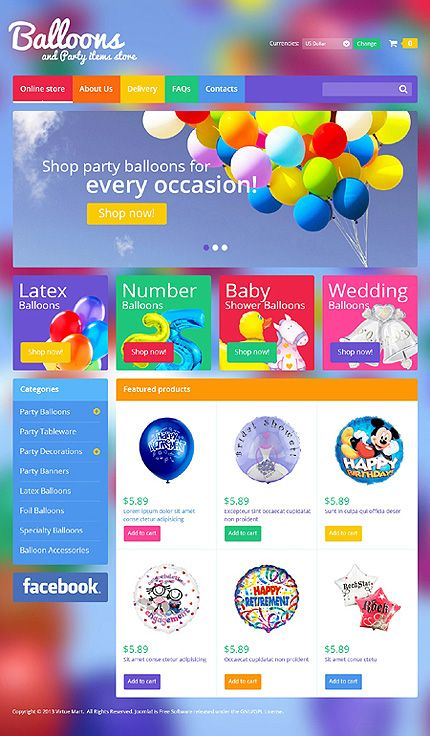 25 best images about Kids Web Templates on Pinterest | Toy store ...