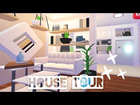 Tiny Home House Tour Adopt Me Roblox Youtube In 2020 Unique House Design Tiny House Design Cute Room Ideas