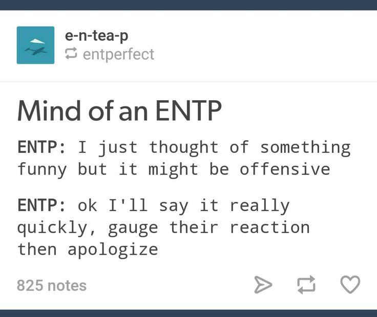 MBTI ENTP