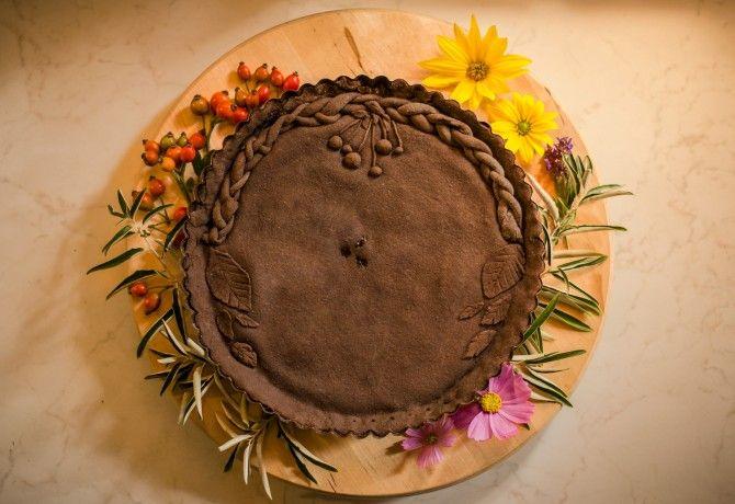Brownie-pite lustáknak