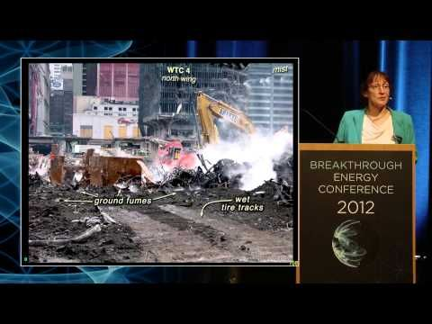 Dr. Judy Wood at New Horizons - Where Did The Towers Go - YouTube