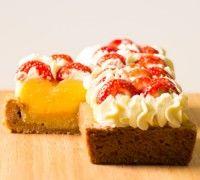 Recept: Aardbeien cake - Cake - Recepten
