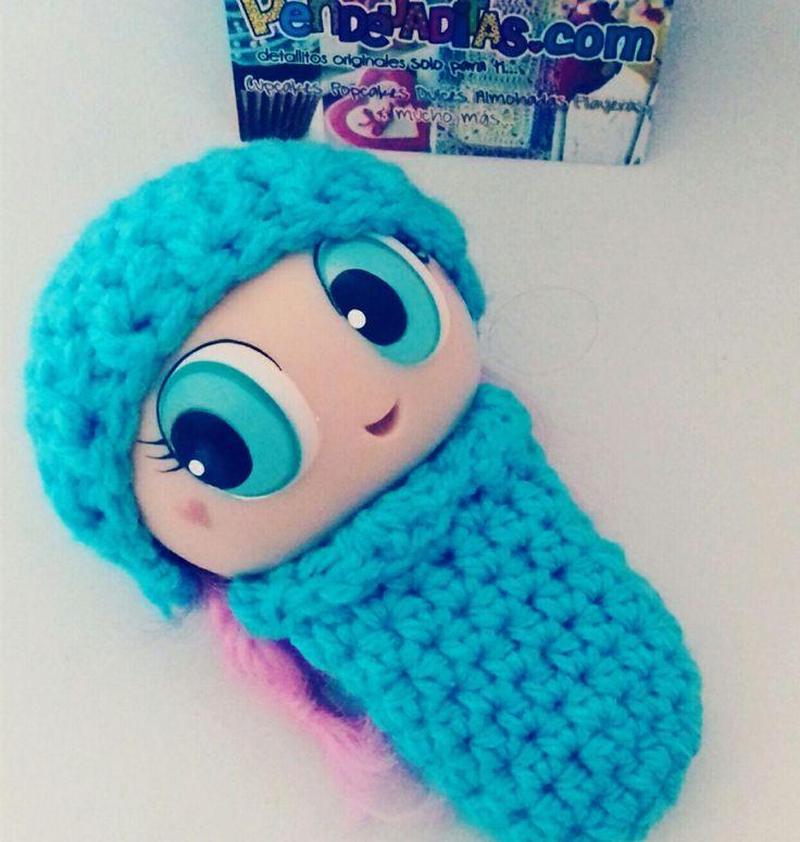 Pequeño Cocoons en crochet para tu amado Ksi merito Juego de 2 piezas