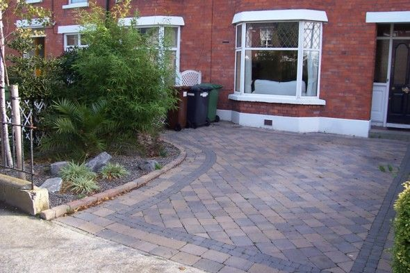 17 best images about small front drive ideas on pinterest for Garden driveways designs