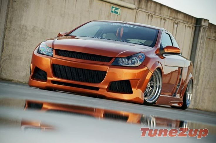 For Sale on TuneZup.com: Opel Astra GTC wide body
