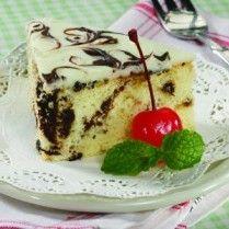 CHOCO CHIP MARMER CAKE Sajian Sedap
