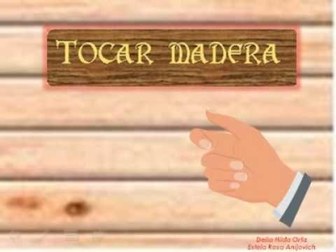 Tocar madera - Manolo Tena (cancion sobre las supersticiones espanolas)