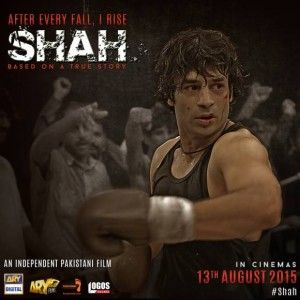 The movie naming SHAH is all about an Olympian boxer Hussain Shah who won bronze medal in 1988 Seoul Olympics for Pakistan in boxing. It is based on a true story. The movie Shah is covering the entire professional life of the boxer throwing light on his initial struggles and his final achievements.