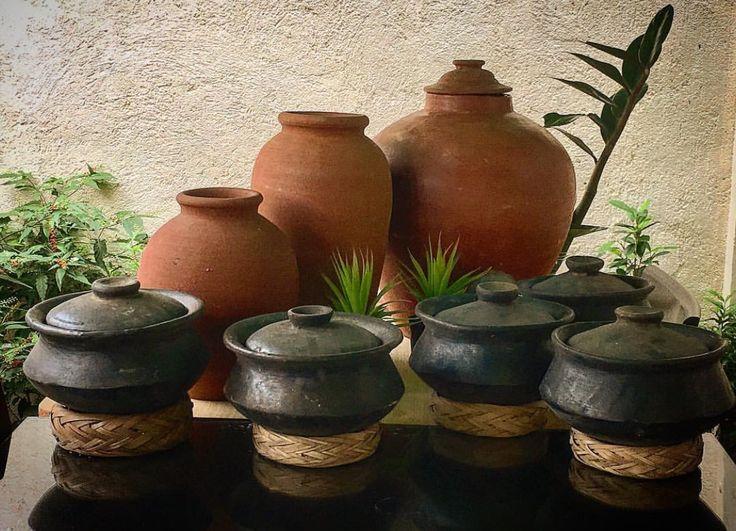 Palayok  Ceramic Art  Ceramic art Planter pots Bamboo