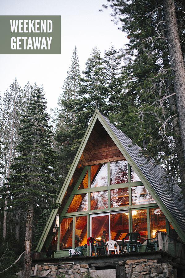 Getaway Cabin on the Yuba River, California // WeAreAdventure.us