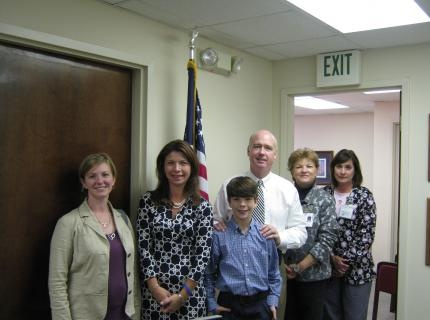 A BIG thank you to Congressman Robert Aderholt of AL for a wonderful Promise meeting! It is great to have the full support of Mr. Aderholt behind artificial pancreas research and JDRF! http://jdrfpromise.org/meeting-summaries/17538
