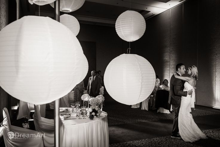 Bride and groom share their first dance at Grand Velas Riviera Maya @gvrivieramaya #Mexico Photo courtesy of #DreamArtPhotography.