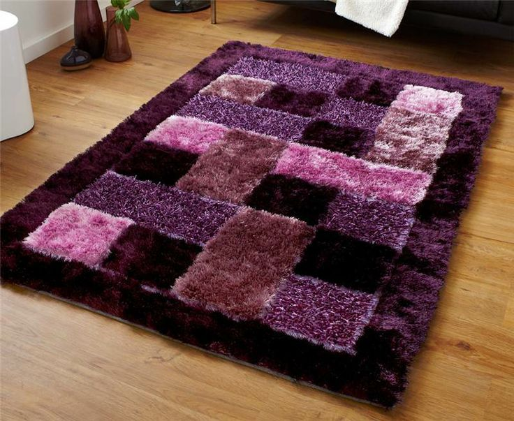 Le House Jr04 Purple Rug