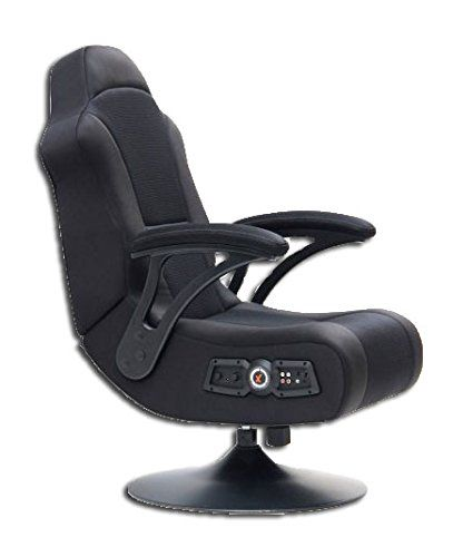 Exceptionnel X PRO 300 Pedestal Video Rocker Gaming Chair With Bluetooth Technology  #gamingchairs