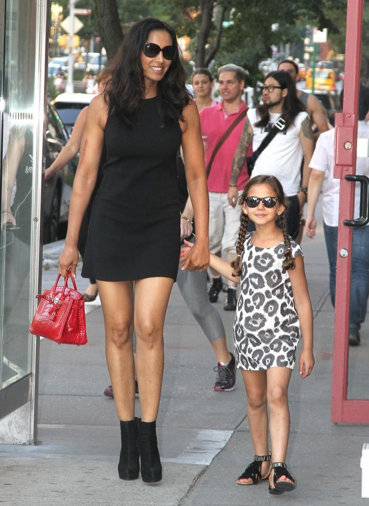 Padma Lakshmi Steps Out With Rarely-Photographed Daughter Krishna — See How Grown Up She Looks!
