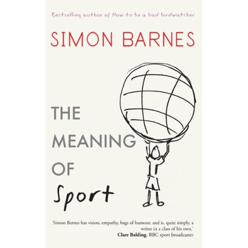 Strictly speaking, this is not a cricket book. Be that as it may, when Simon Barnes, the high priest of British sports writing, writes, it's usually worth more than a cursory dekko. In this book, the acclaimed scribe suggests sport could be a glimpse into the soul of man, which of course it is. All said and done 'The meaning of sport' is a very thoughtful journey into the nature of sport, and life. Truly, a mast read.