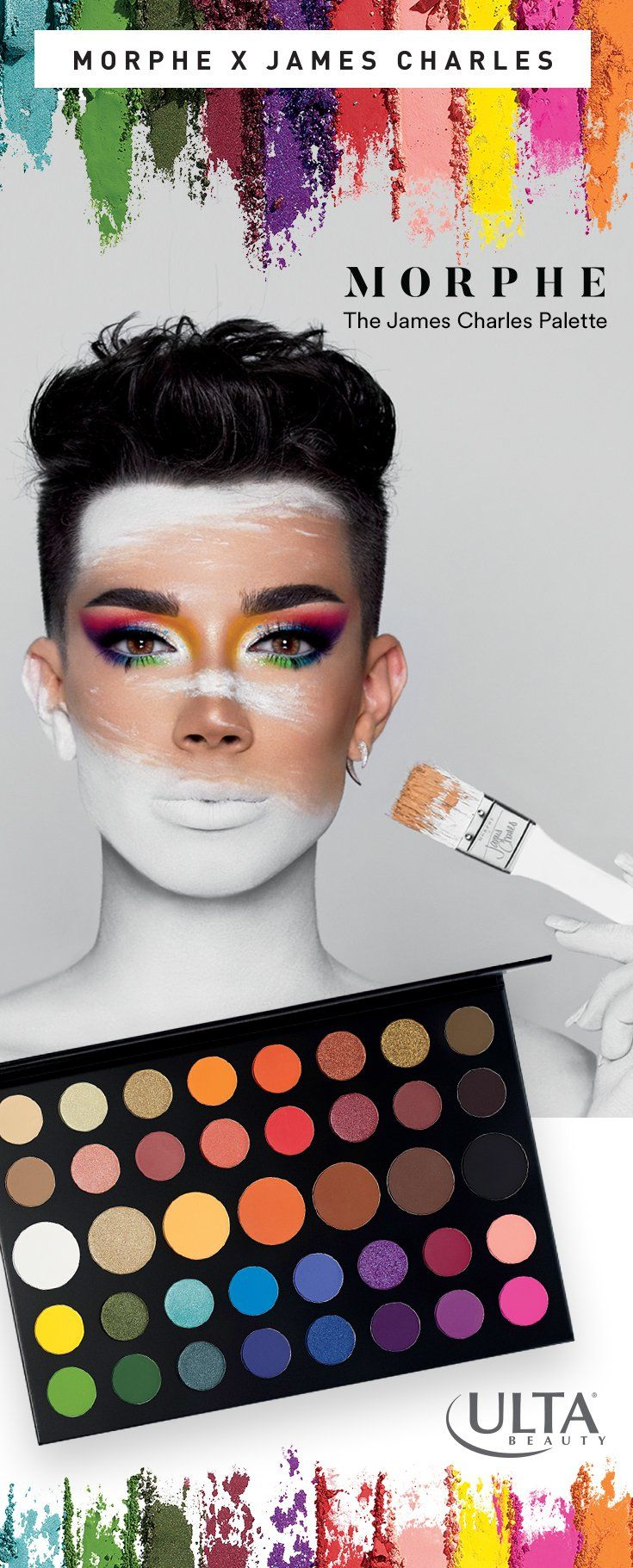The James Charles Palette Eye Makeup Makeup Skin Makeup