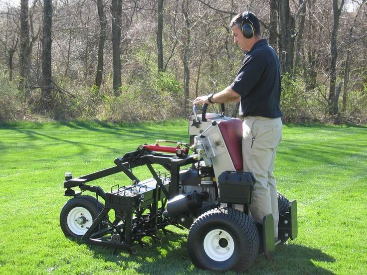 Mechanical Core Aeration | Lawn Care Service Minneapolis