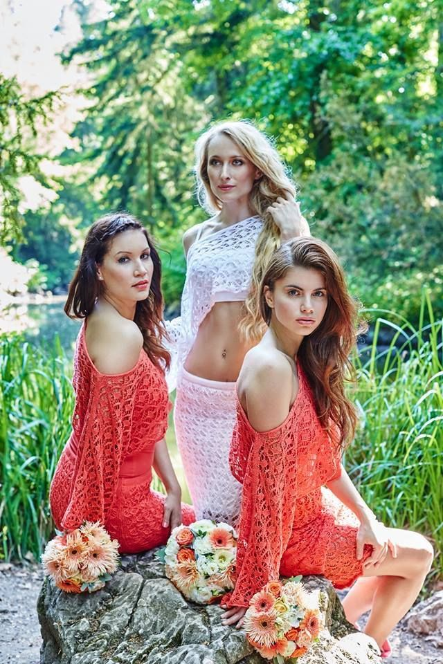 knitted, coral lace,suel, women's clothing
