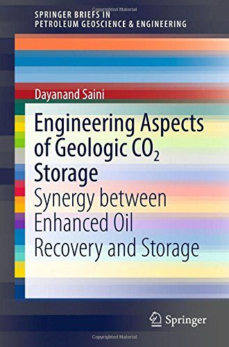 Engineering Aspects of Geologic CO2 Storage: Synergy between Enhanced Oil Recovery and Storage