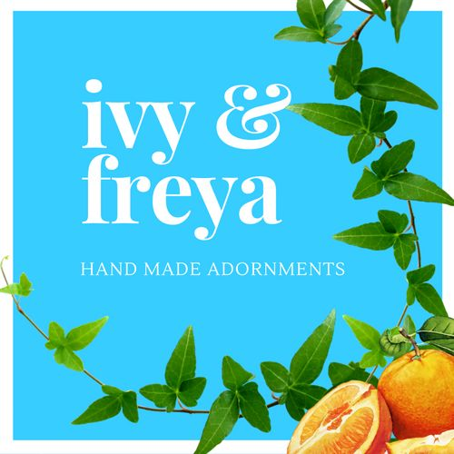 https://www.facebook.com/ivyfreya www.ivyfreya.com
