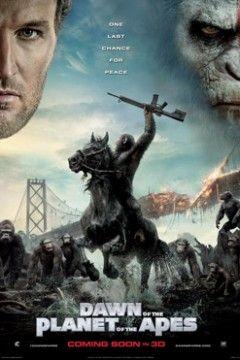 Maymunlar Cehennemi Şafak Vakti – Dawn of the Planet of the Apes Türkçe Dublaj HD İzle