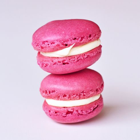 Now that I have a KitchenAid mixer I want to try and make macaroons :) This site has pretty easy to follow step by step instructions.