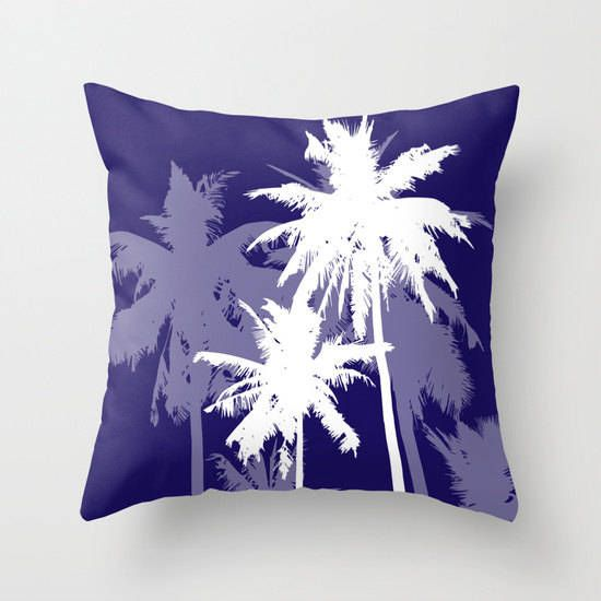 Palm Trees Pillow Cover The perfect accent on a chair, sofa or bed. Throw Pillow Cover made from polyester poplin fabric. * Insert not included. Available in 16x16, 18x18 and 20x20 inches. Printed on both sides and finished with a hidden zipper. * Faux down insert available for an additional cost. Please contact me to set up listing. ♥ For more Aldari Home throw pillows: AldariHome.etsy.com …………………………………………………. * Pillows are made to order and non-refundable. Will be shipped within 3-5...