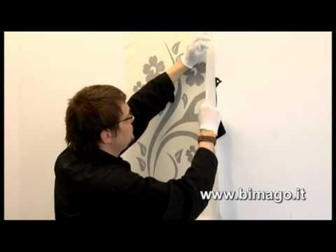 Adesivi da muro - Stickers murali - Decorazioni adesive per pareti su bi...
