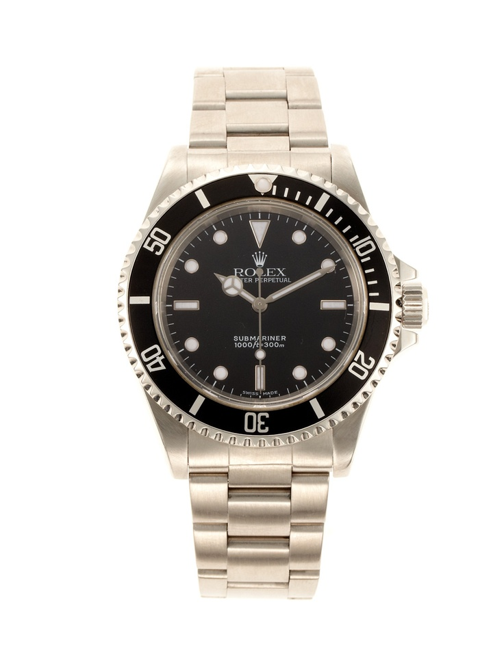 Rolex Oyster Perpetual Submariner (c. 1998) $4,900