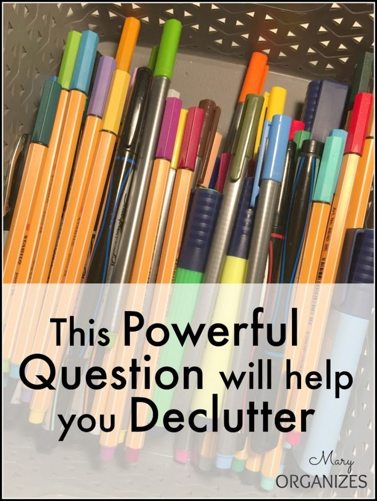 How to Organize Your Life amp Get Rid of Clutter