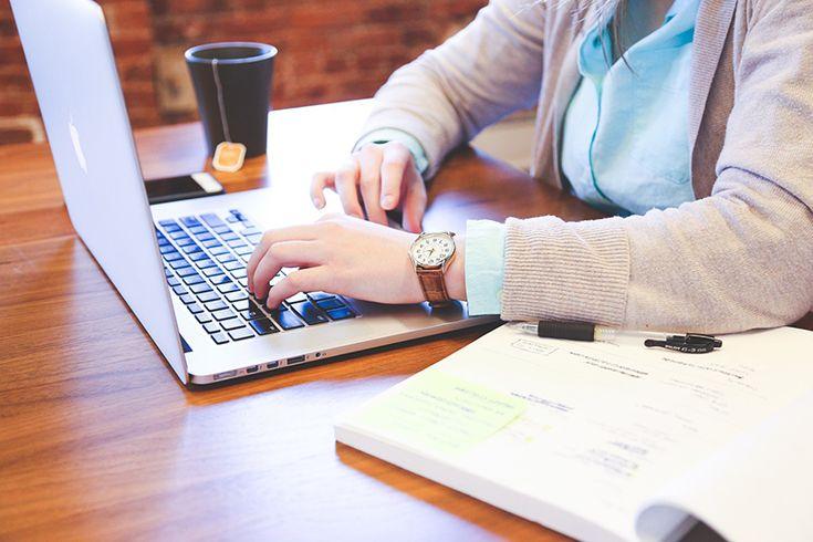 6 dicas para aumentar a produtividade trabalhando em casa - Casinha Arrumada
