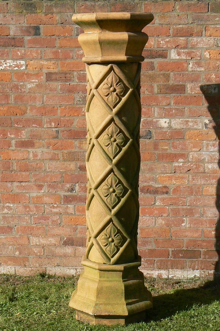Large Terracotta Chimney Pot