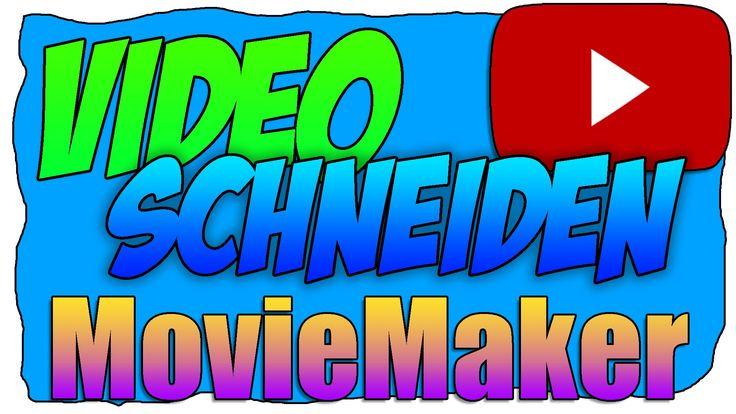 Video schneiden mit Windows Movie Maker   Tutorial   Die Sombos