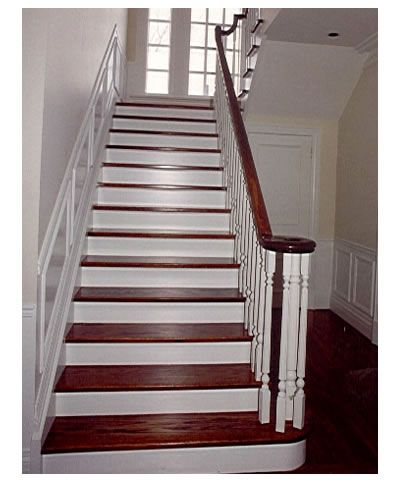 16 Best Images About Staircases Carpet Vs Hardwood On
