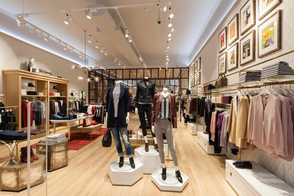 rpa:group designs new Tommy Hilfiger sportswear store at Westfield White City - Retail Focus - Retail Interior Design and Visual Merchandising