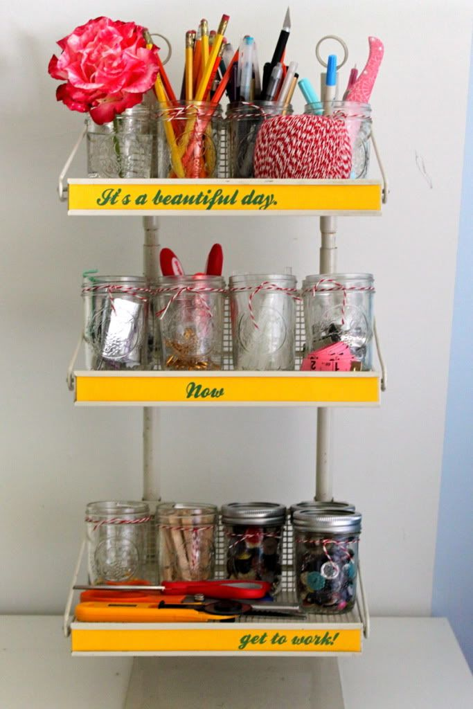 how to find a new way to organize your room