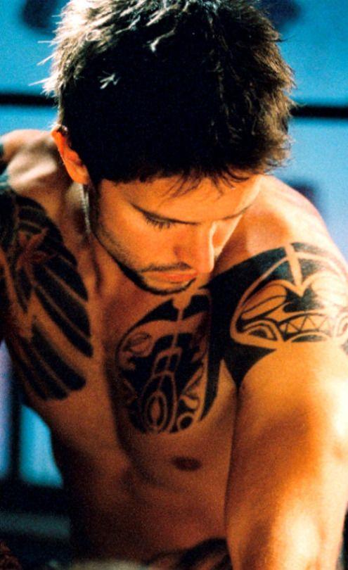 Jason Behr - The Tattooist