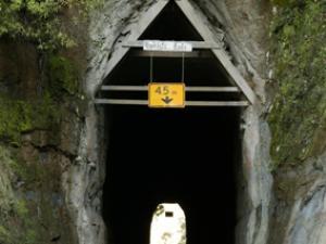 Moki Road Tunnel