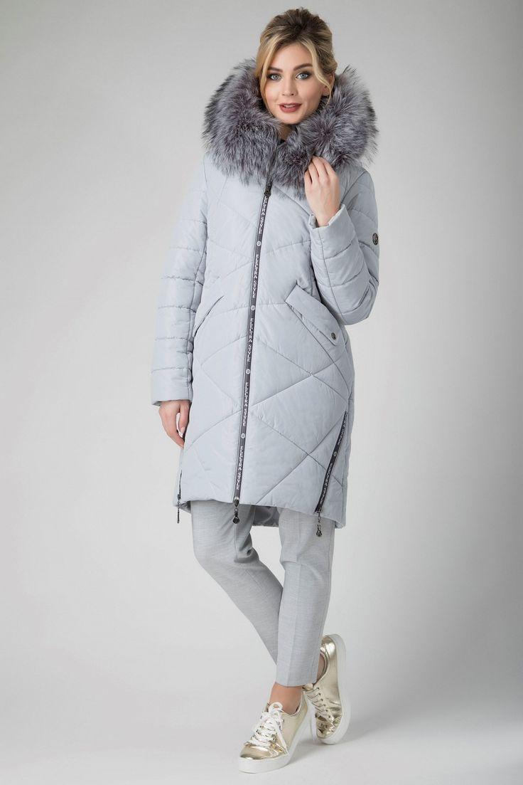 Коллекция Осень-зима 2017-2018. Каталог женской верхней одежды от производителя  | ElectraStyle