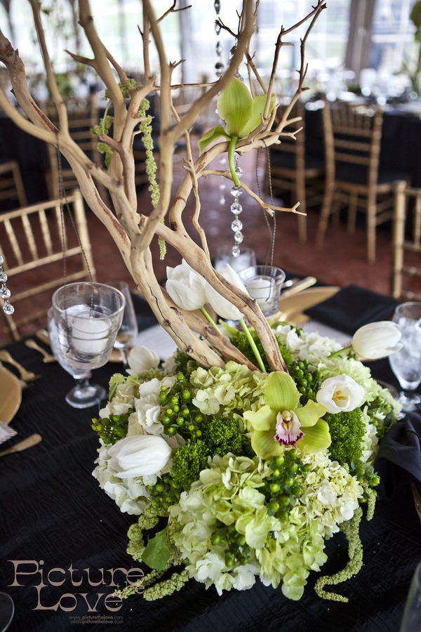 20 best organic centerpieces images on pinterest weddings table columbus wedding by the finer things event planning junglespirit Choice Image