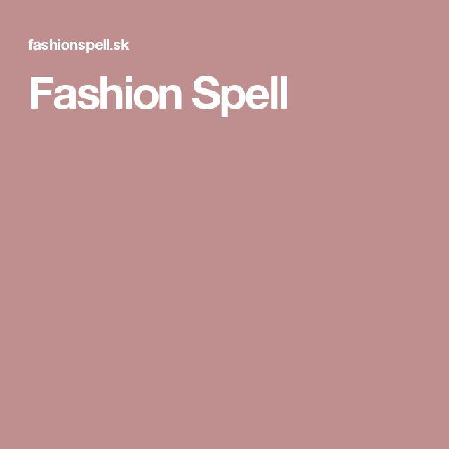 Fashion Spell