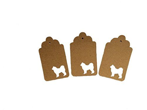 Husky Gift Tags Dog Decorations Dog Theme Husky Decorations Dog Party Supplies Rustic Gift Tags *** Learn more by visiting the image link.Note:It is affiliate link to Amazon.