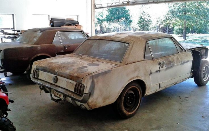 Pony Bundle: Two 1966 Mustangs…