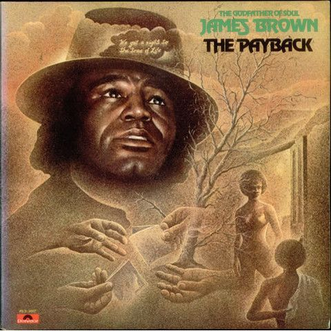 James Brown The Payback – Knick Knack Records