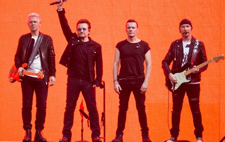 U2 llega a México con la pantalla para conciertos más grande del mundo - Telehit
